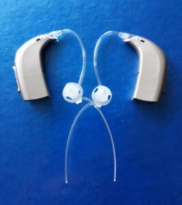 2 - Oticon Synergy BTE Digital Hearing Aids (BLUETOOTH) with FREE PROGRAMMING!