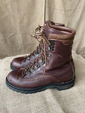NICE VTG DANNER 6023 GORE-TEX LEATHER HUNTING BOOTS 7.5D