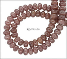 "15.8"" Muscovite Rondelle Beads 8mm #85408"