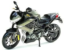 Maisto 31179 Benelli TNT 1130 Century Racer Bike 1:12 Black / Grey
