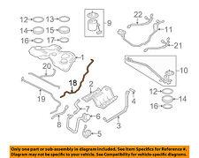 JAGUAR OEM 05-08 S-Type 4.2L-V8 Fuel System-Pipe XR853613