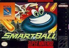 SmartBall (Super Nintendo Entertainment System, 1991)