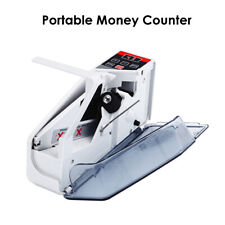 Mini Money Counter Handy Bill Counter Financial Equipment 110-240V 600pcs/min