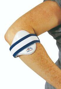 Jura Clasp Epicondylitis Elbow Arm Tendonitis Pain Relief Support Strap S M or L