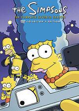 The Simpsons - Season 7 (DVD, 2009, 4-Disc Set)