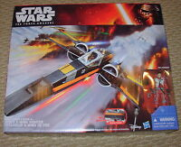 Star Wars 2015 POE DAMERON'S X-WING FIGHTER The Force Awakens Vehicle MIB
