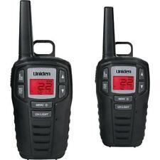 Uniden SX2372C Two-Way Radios With Charging Kit