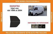 pellicola oscurante vetri dahiatsu hijet van dal 96-2004 kit anteriore