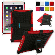 Shockproof Case for Apple iPad 2 3 4 Mini Heavy Duty Cover with Hard Stand Lot