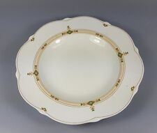 VILLEROY AND BOCH PALOMA PICASSO MONTSERRAT RIMMED BOWL 23CM (PERFECT)