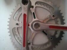 guarnitura e pedivella bicicletta epoca vintage