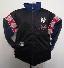 NEW YORK YANKEES MLB BASEBALL 1990'S JACKET REVERSIBLE STARTER VINTAGE VTG NWT