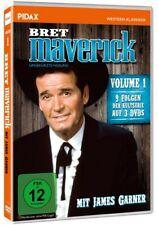 Bret Maverick - Vol. 1 * DVD Western Serie James Garner * Pidax Neu