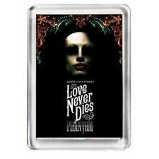 Love Never Dies. The Musical. Fridge Magnet.