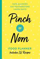 Pinch Of Nom Food Planner Includes 26 New Recipes Home Style Book Cookbook