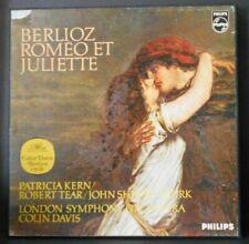 Berlioz-Romeo Et Juliette/Colin (Vinyl, Philips, 839 717 LY, )
