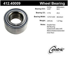 Wheel Bearing-LX Front,Rear Centric 412.40009