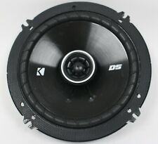 Kicker Universal Car Interior Door Speaker 43DSC6504 USED