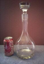 Large Vintage Liquor Decanter NEW Awesome!