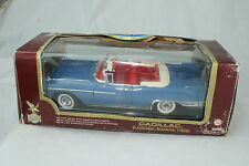 ROAD LEGENDS 1958 CADILLAC ELDORADO BIARRITZ, PURPLE, 1:18, NEW IN BOX