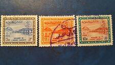 SAUDI-ARABIEN  1965-72 mi.nr 217-223-224 cat.v.11 euro