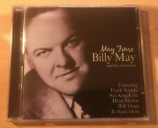"""Billy May & His Orchestra """"May Time"""" 2CD Set *50 Tracks* Feat. Sinatra Cole VGC"""