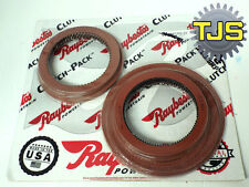 .Ford E4OD Transmision Raybestos Stage-1 Friction RCPS-33 Bronco F-Series 1997On