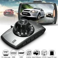 "HD 2.5"" LCD 1080P Car DVR Vehicle Camera Video Recorder Dash Cam Night Vision"