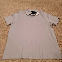NWT OAKLEY - Men's Gray Polo GOLF Shirt 3XL MSRP $40