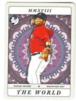 2018 Topps Gypsy Queen TAROT OF DIAMOND RAFAEL DEVERS RC Rookie QTY AVAILABLE