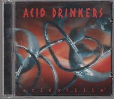 ACID DRINKERS - ACIDOFILIA 2002 1 PRESS RARE POLISH OOP FLAPJACK ARMIA 2 TM 2,3