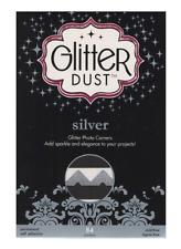 Therm O Web Glitter Photo Corners - Silver 84 piece - NEW