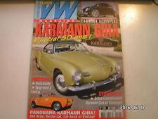 **a Super VW Magazine n°194 Karmann Ghia / Karmann 1961