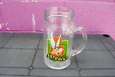 parc asterix grande choppe verre à biere 2003 asterix