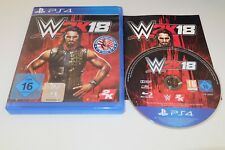 WWE 2K18 PS4 Sony PlayStation 4
