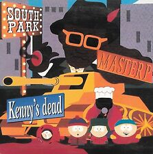 MASTER P - Kenny's dead (South Park) - CD PROMO