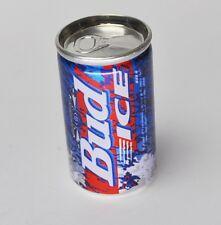 Anheuser Busch BUDWEISER MINI LATTINA miniature can USA 1998-Bud Ice