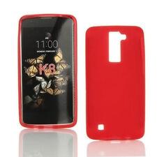 Custodie preformate/Copertine Per LG K8 in silicone/gel/gomma per cellulari e palmari