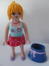 Playmobil Dollshouse/shopping centre/fashion figures: Lady and 2 skirts NEW