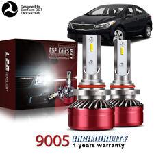 9005 HB4 LED Headlight Bulb for Subaru WRX 2013-2018 Impreza 04-18 High Beam DIW