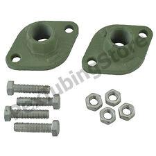 "3/4"" NPT Cast Iron Universal Circulator Pump Flanges (pair) Taco, Grundfos, B&G"