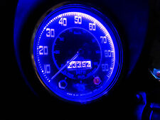 Morris Austin Mini Mk 2 3 Smiths Dash Clock Gauge Purple LED Full 8 Bulb Set
