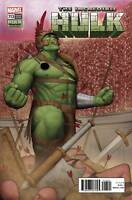 THE INCREDIBLE HULK #713  HULK VARIANT COVER B LEGACY MARVEL COMICS 2018