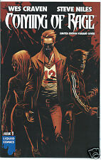 Wes Craven Coming of Rage #1 Limited Edition Variant Cover NM- Liquid Comics