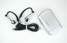 Original Sony Mdr-Ex81lp In-Ear Casque Écouteurs / Audio + Bda / Étui Rigide /