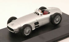 Mercedes W 196 1954 Silver 1:43 Model WB149 WHITEBOX