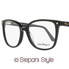 Salvatore Ferragamo Butterfly Eyeglasses SF2732 001 Size: 53mm Black 2732