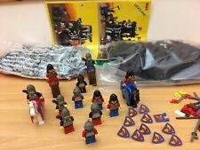 Vintage Lego 6085 Black Monarch's Castle - 100% Complete :)