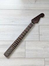 More details for wenge replacement guitar neck strat headstock 22 fret 56.5mm heel