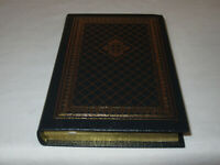 Easton Press POEMS OF HENRY LONGFELLOW FIRST 1ST EDITION 1995 LEATHER FINE RARE!